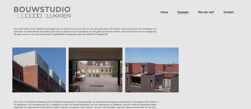 wordpress website amsterdam vindbaar maken google