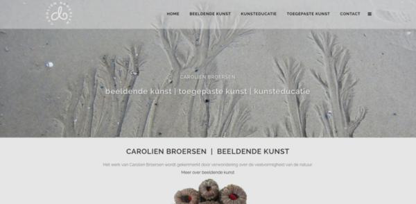 Ontwerp van Wordpress websites voor architecten